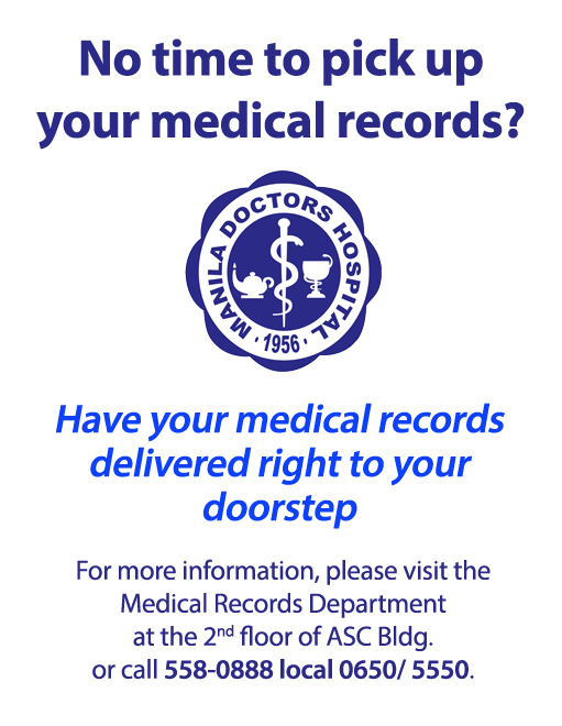 Requesting medical information medical records manila doctors links yadclub Images