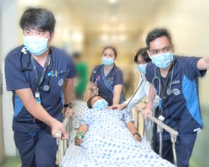 Department of Emergency Medicine – Manila Doctors Hospital